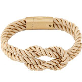 Admiral Reef Knot Bracelet